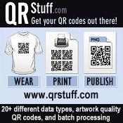 Scan with a QR reader for your phone to get the location right to your phone's GPS!
