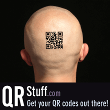 Qr Code Advertising Examples